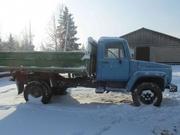 ГАЗ-САЗ-3507 самосвал