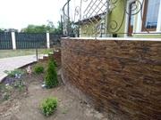 Декоративный камень из бетона,  для наружных работ